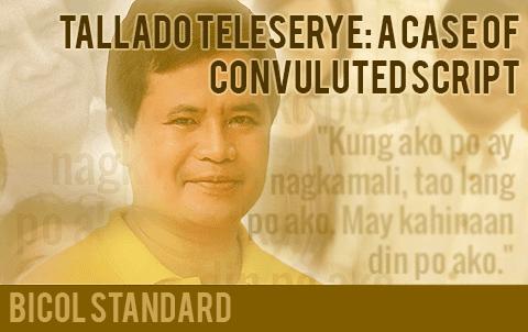 The Tallado teleserye: a case of convuluted script
