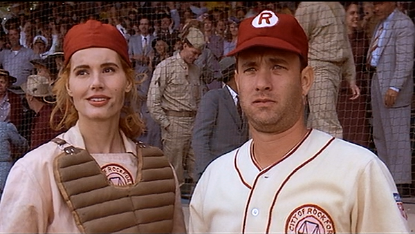 an analysis of dottie hinson in a league of their own by penny marshall Did dottie drop the ball of purpose or was her younger sister, kit, able to   racine belles win the game - a league of their own (7/8) movie clip (1992)  hd  but i think attempts to film that scene caused penny marshall to make   did-she-or-didn't-she analyses that delve into dottie's mind-set her level.