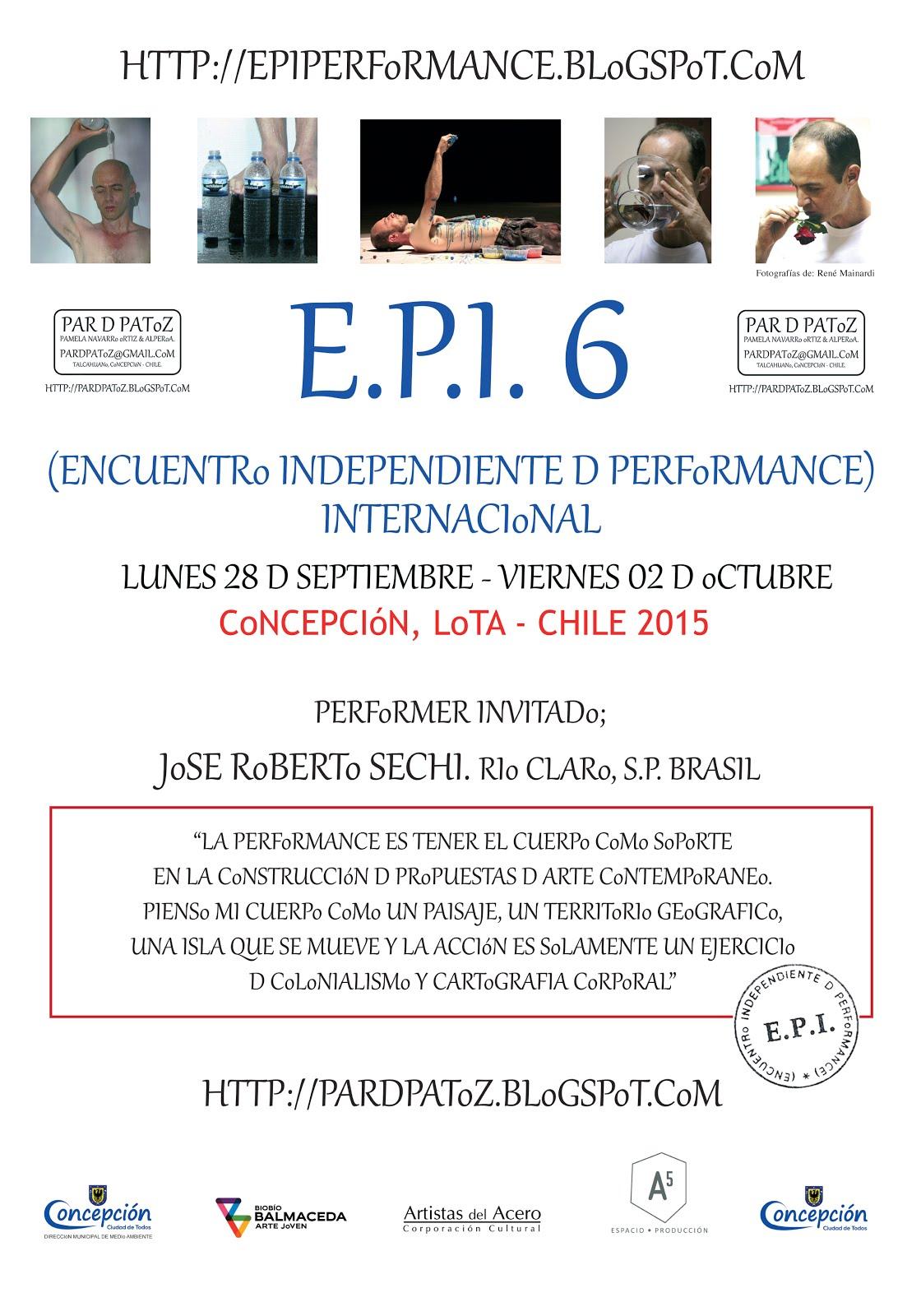 E.P.I. 6 (2015)