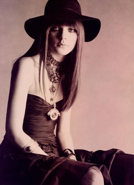 Dress Me: Models: Jessica Stam