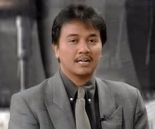 Inilah Video Roy Suryo Salah Lagu Indonesia Raya