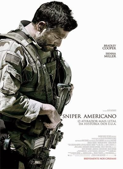 Download Sniper Americano AVI DVDScr + Legenda + RMVB Legendado + H.264 Torrent