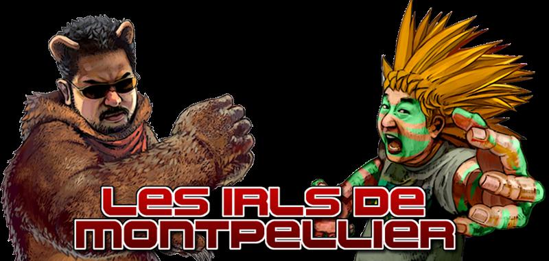 Les IRLs de Montpellier