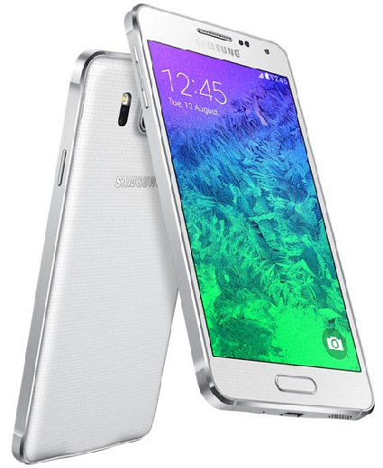 Harga HP Samsung Galaxy Alpha 2GB RAM terbaru 2015