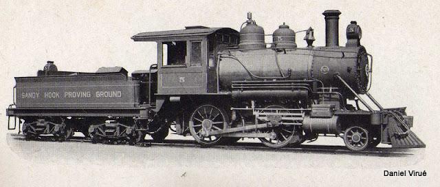 The Baldwin Locomotive Works. Catálogo de fábrica.