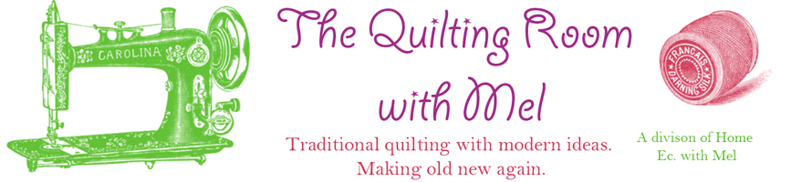 The Quilting Room with Mel