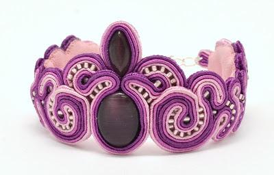 bransoletka sutasz soutache bracelet 14