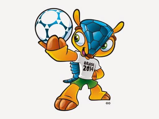 FIFA World cup 2014 maskot