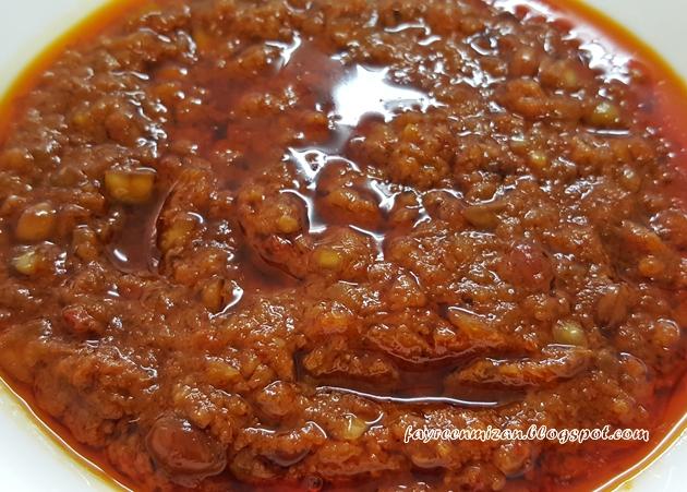 Resepi Sambal Kacang Yang Sedap, Ringkas Dan Mudah Dimasak - Veris Kuah Sate