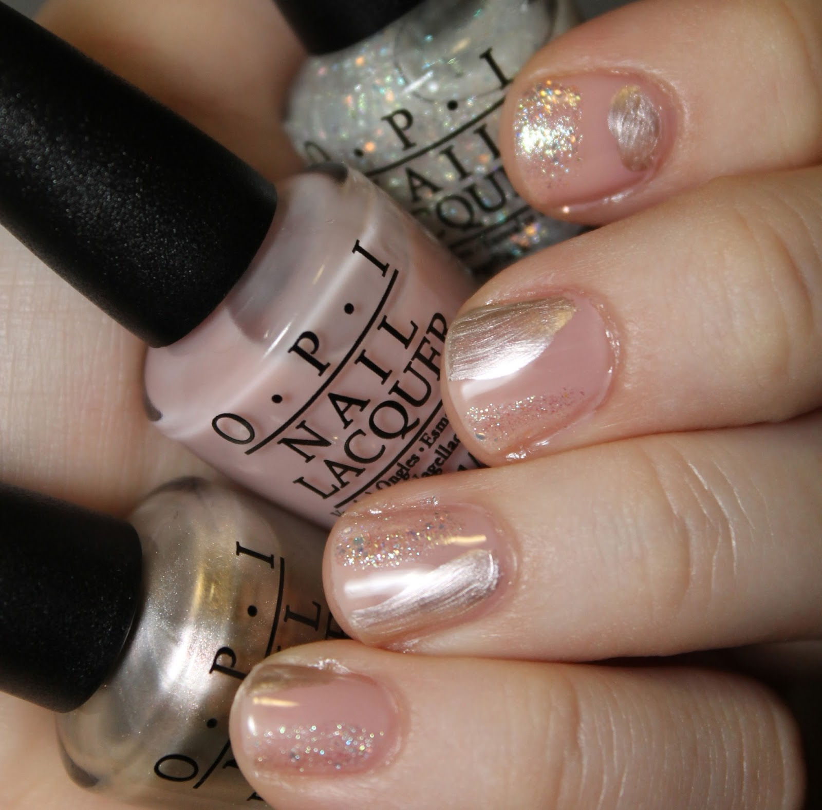 OPI Soft Shades Mini Nail Lacquers Set | Rosy Disposition