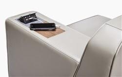 Powered Lounge Chair