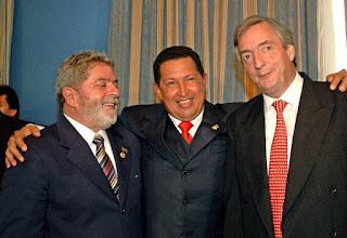 CHAVEZ, MENEM