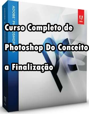 Download Curso Completo de Photoshop Do Conceito a Finalização