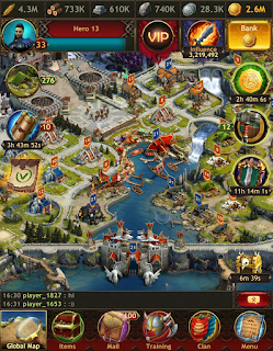 Vikings: War of Clans Apk Data