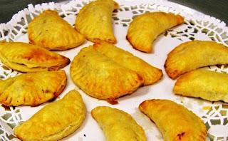 Receta de empanadas de harina