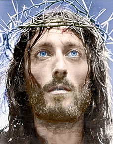 Image result for robert powell as jesus