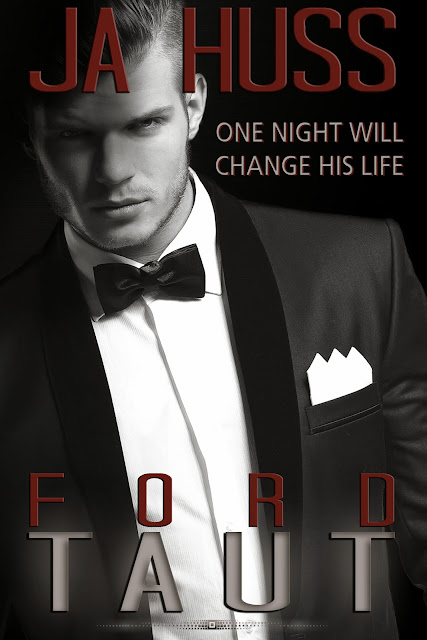 Cover Reveal: TAUT: The Ford Book by J.A. Huss