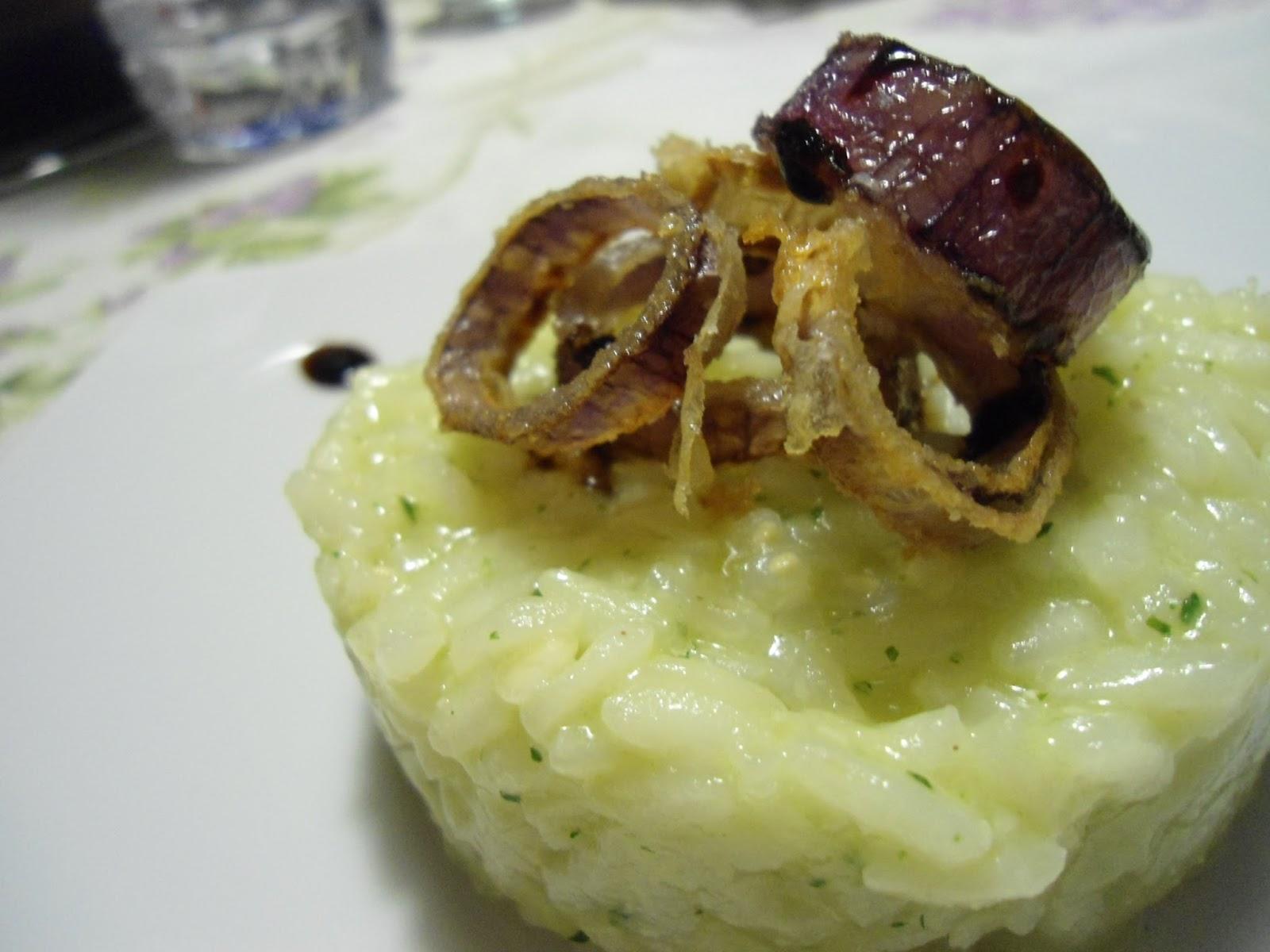 Fatemi cucinare risotto profumato al basilico for Cucinare risotto