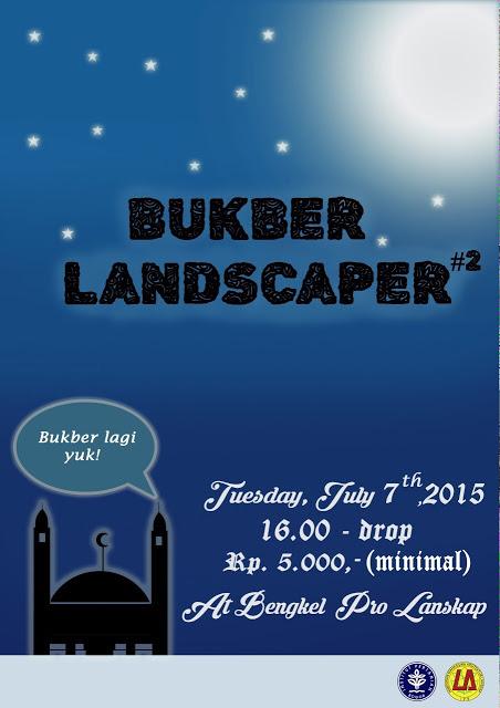 Bukber Landscaper #2