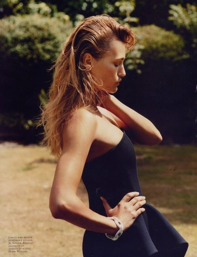 Alasdair McLellan Fashion Photography Yasmin LeBon