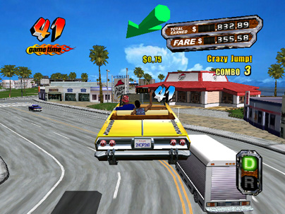 online games taxi