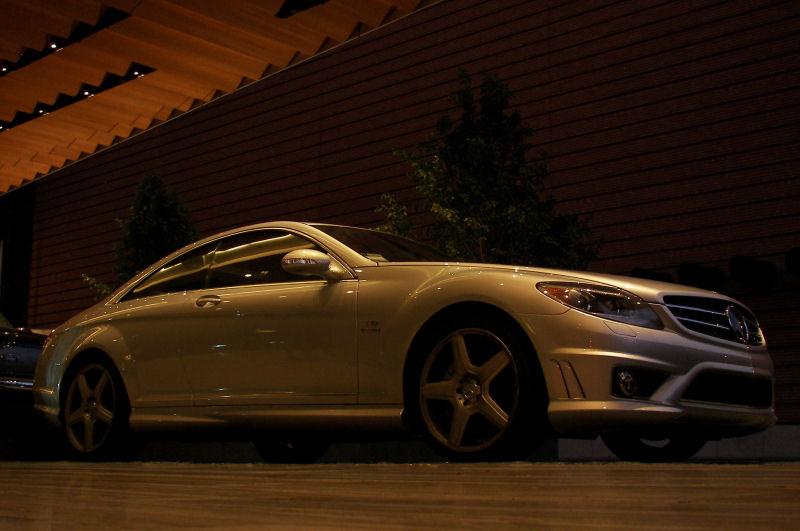 Insomniac Garage The Valet Stand Mercedes Benz Cl65 Amg