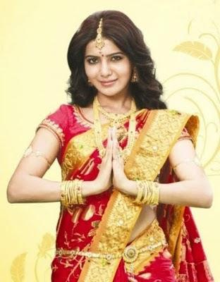 Samantha Cute saree HD Hot Photo Galleryz.....Indian Actress HD ...