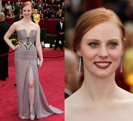 Deborah Ann Woll (who plays Jessica Hamby in True Blood) once again proves ...
