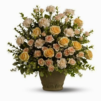 Send a Rose Sympathy Basket