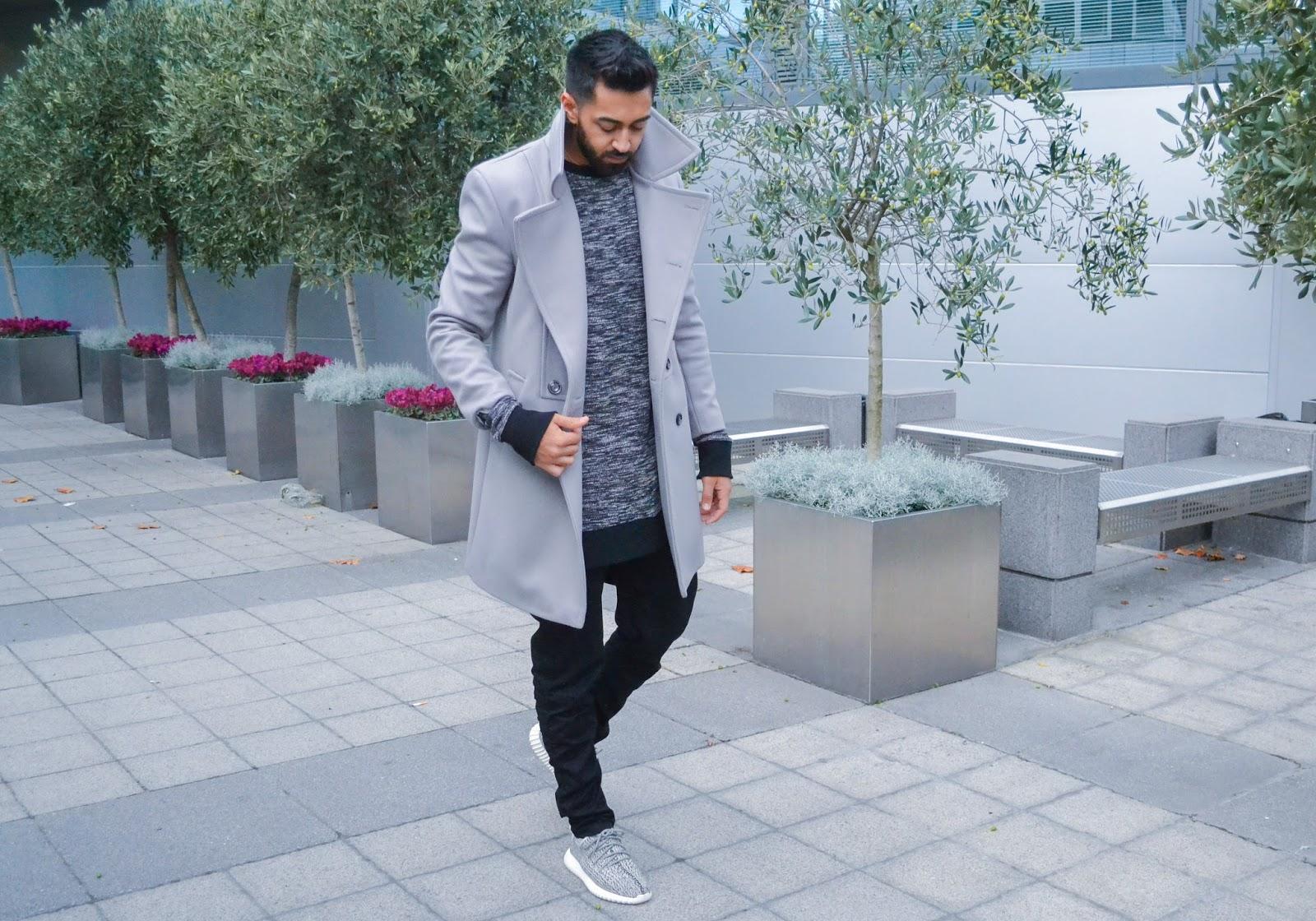 Winter Coats & Yeezy Boosts | Amar Hayer
