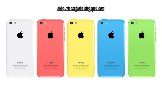 iPhone 5c dan iPhone 5S terbaru [lensaglobe.blogspot.com]