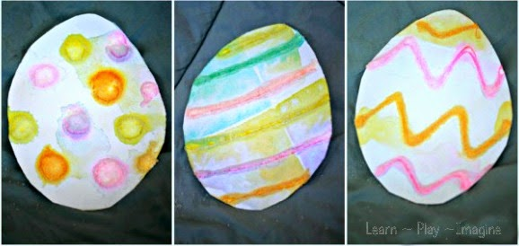 Easter Egg Craft For Kids Learn Play Imagine