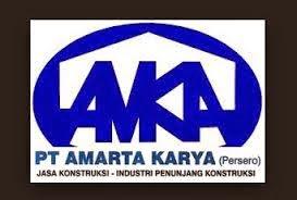 Lowongan Kerja PT Amarta Karya (Persero) November 2014