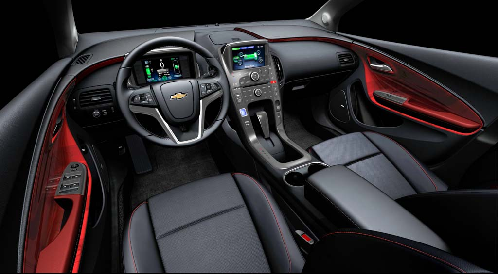 2014 Chevy Volt Gets $5,000 Price Cut
