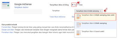 Agar bisa lolos pada review tahap 2 google adsense