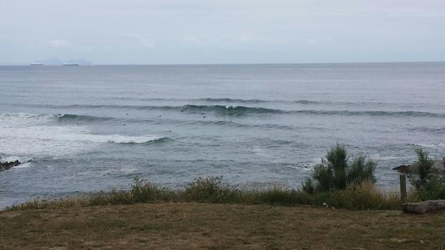 sopela surf prevision olas