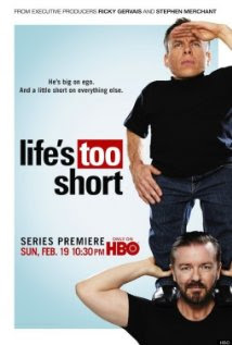 HBO: Life's Too Short Starring Ricky Gervais and Warwick Davis