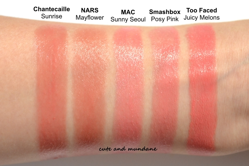 mac pure zen see sheer