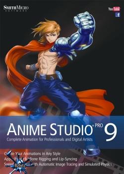 Anime Studio Pro 9.2