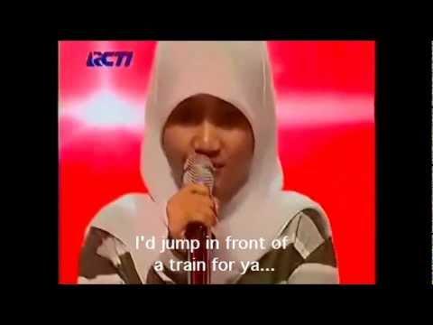 Terjemahan Lirik Lagu Grenade Fatin Shidqia Lubis
