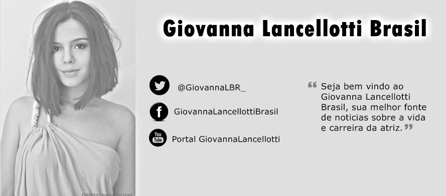 Giovanna Lancellotti Brasil