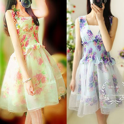 http://cuteharajuku.storenvy.com/collections/522955-dress/products/6881456-retro-forest-v-neck-floral-dress