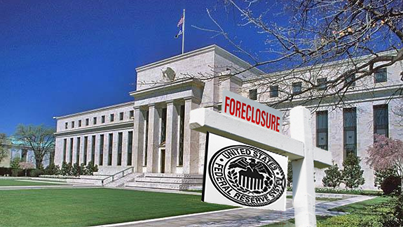 The Shining Light Treasury Forecloses On Fed
