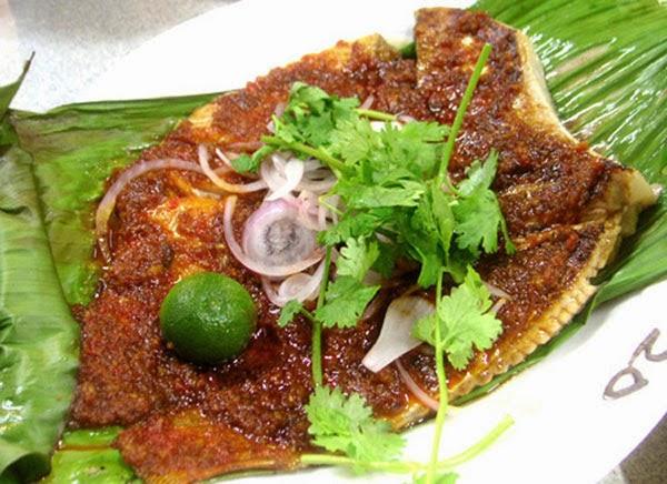 Vietnamese Ray Fish (Ca Duoi)1