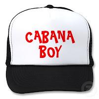 Kijiji cabana boy
