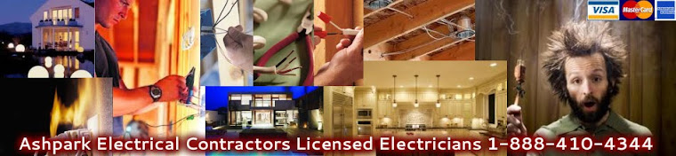 Ashpark Electrical Contractors Licensed Electricians Ontario
