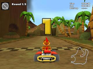 Crazy Chicken Kart 2 Full