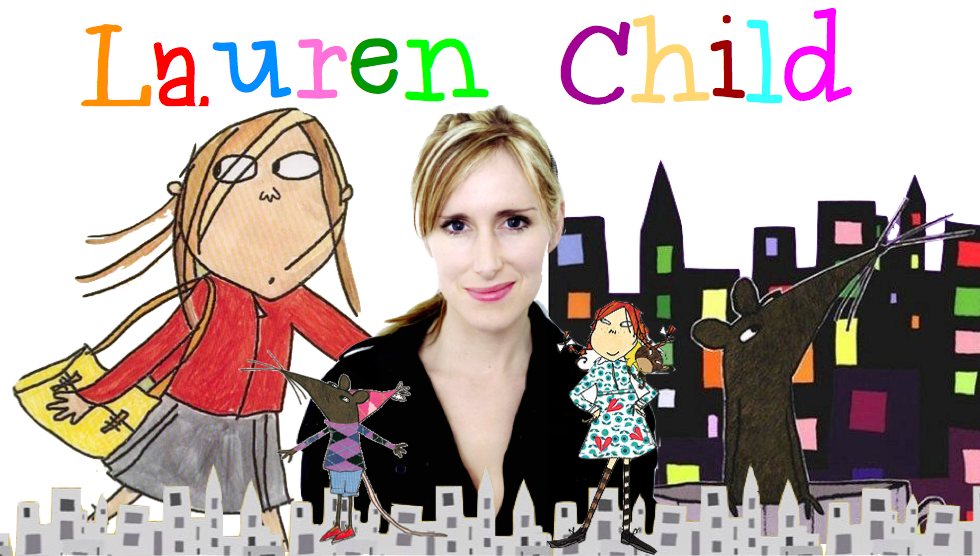 Image result for lauren child