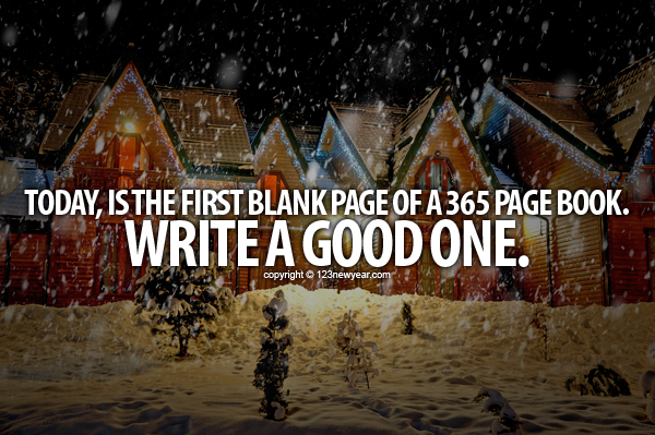 New Year Quotes # 4