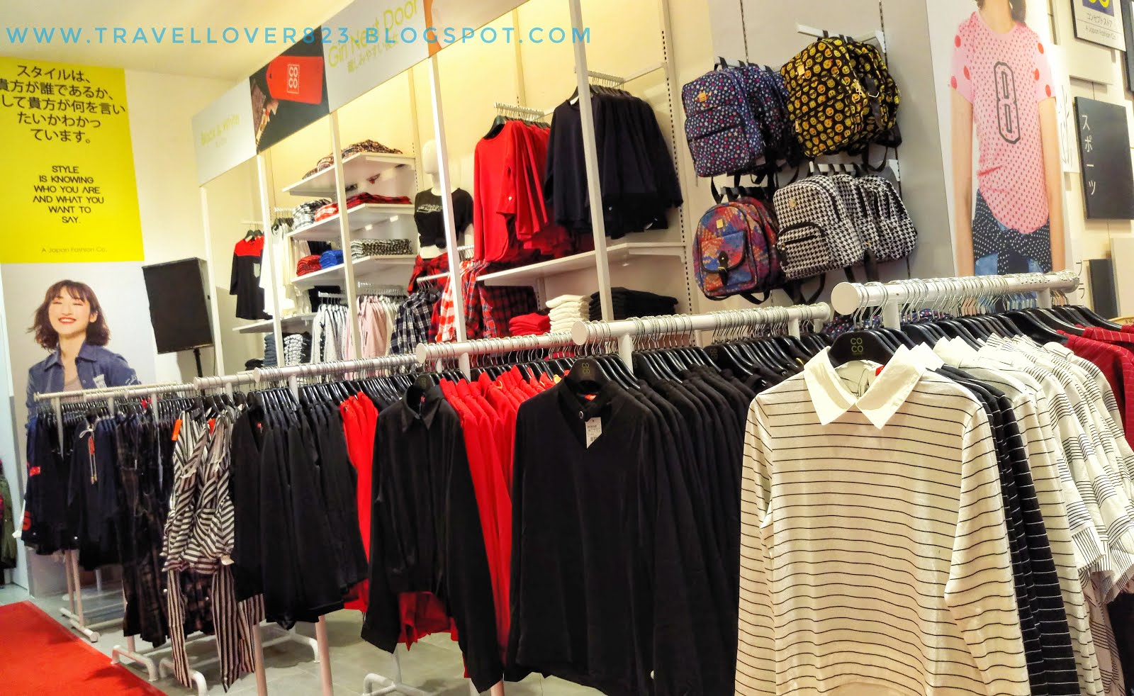 Mix Match Coco Concept Store A Japan Inspired Fashion Co In Aeon Mall Tebrau City I 39 M